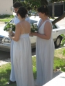 Couture Bridesmaids Gown